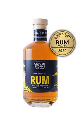 Oak Infused Rum