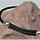 Thumbnail: Titanium Memory Shape Cable Bracelet with Silver Beads