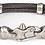 Thumbnail: Double Live Wire Cable Bracelet with Mariner's Clasp®
