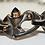 Thumbnail: Nouveau Braid® Double Cable Bracelet with Mariner's Clasp® and 14K GoldAccents