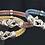 Thumbnail: PVD Nouveau Braid® Cable Bracelet with Mariner's Clasp®