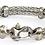 Thumbnail: Nouveau Braid® Double Cable Bracelet with Mariner's Clasp®