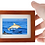 Thumbnail: Bronze Dolphin Sculpture Shadow Box