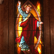 Optional Stained Glass Altar