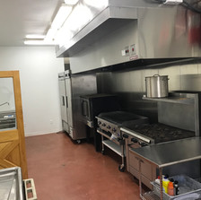 Pine Hall Commercial Kitchen