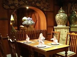 Siam Brasserie interior