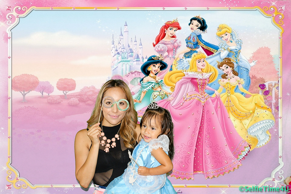 Princess Background