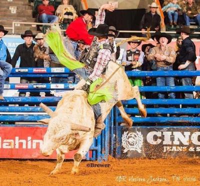 Tanner Bothwell - PRCA Bull Rider