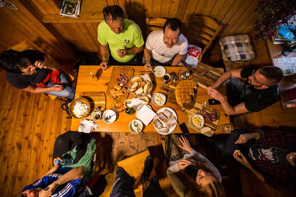 #standupmaratonec na Zlatorogovi poti 25: Mirna gora