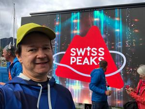 SWISSPEAKS TRAIL od ledenika do halucinacij ob jezeru