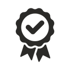 vector art review badge with check.png