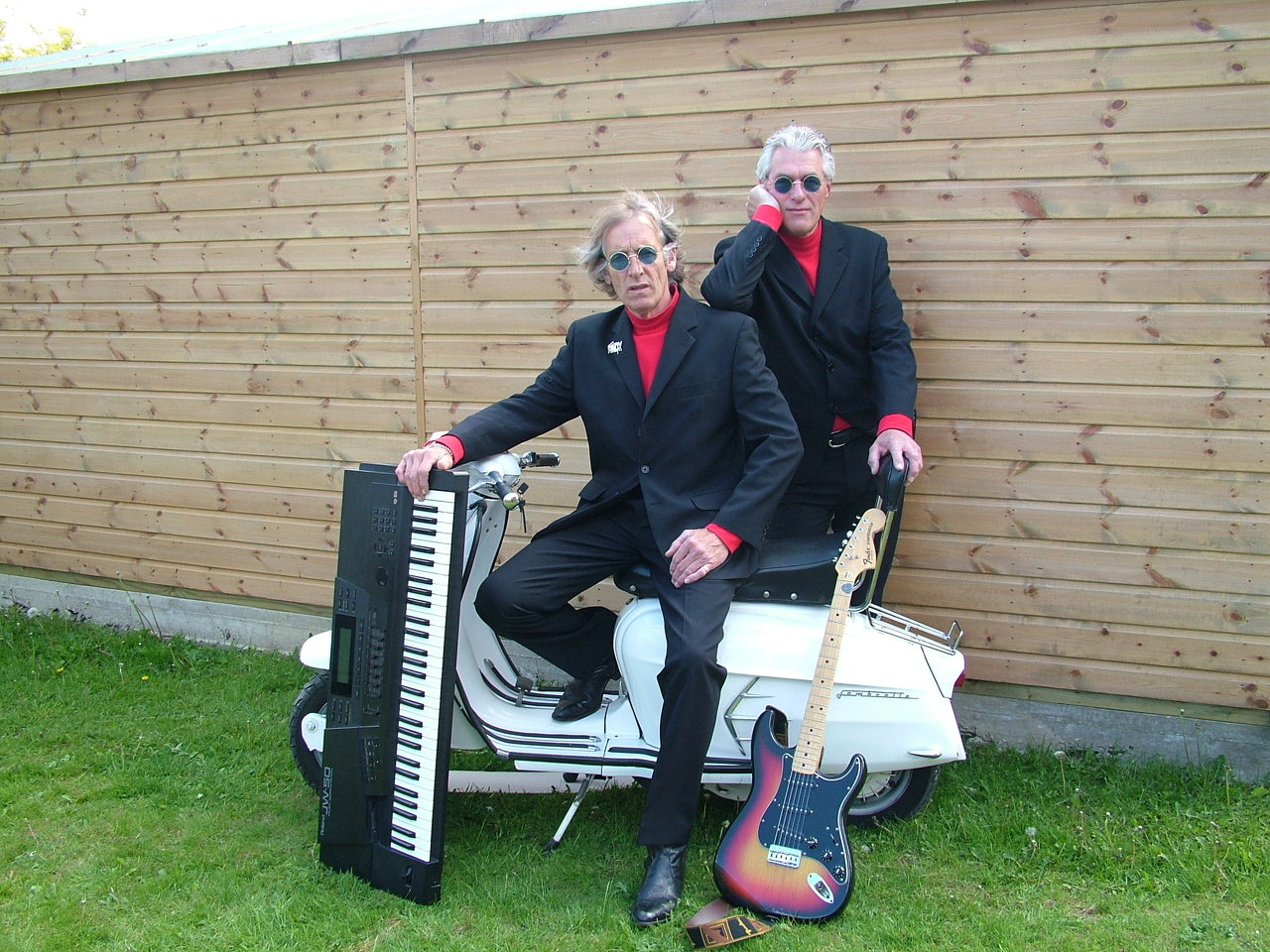 The Swinging 60s band-Lambretta