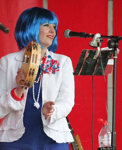 The Swinging 60s band - Leah - 60s band in Kent