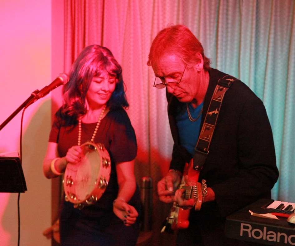 Swinging 60s band-Andy and Leah