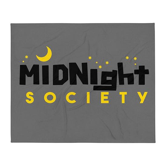 Midnight Society Blanket