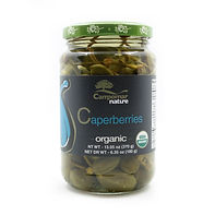 Caperberries organic product imported fr
