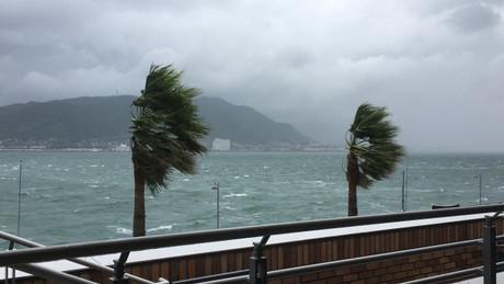 強烈化する台風?