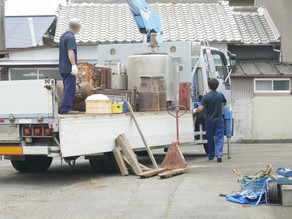 廃業や事業所閉鎖時の機械設備時価評価