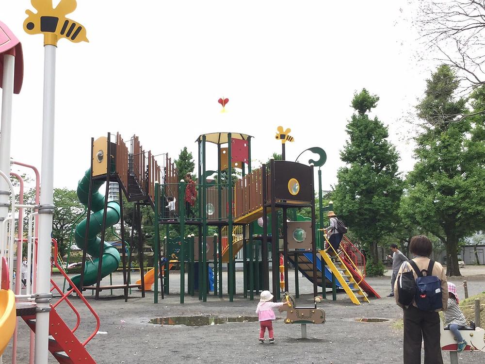 公園としての利用は地域福利増進事業に該当する(イメージ)