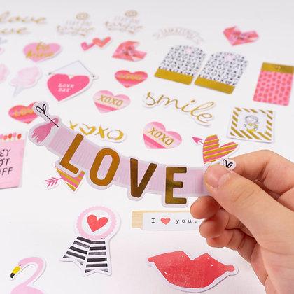 Sticker -  chủ đề Love