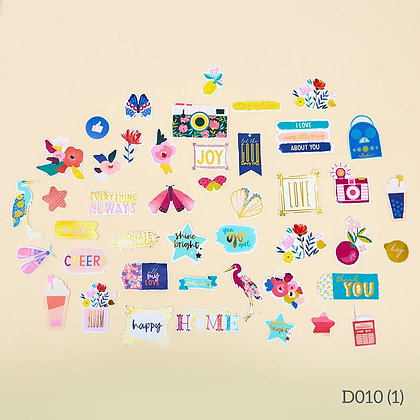 Sticker - chủ đề Home