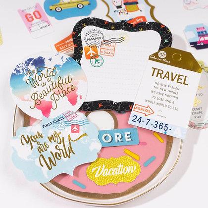 Sticker - chủ đề Travel 2