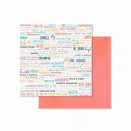 Giấy Bán Lẻ - Paper50F01