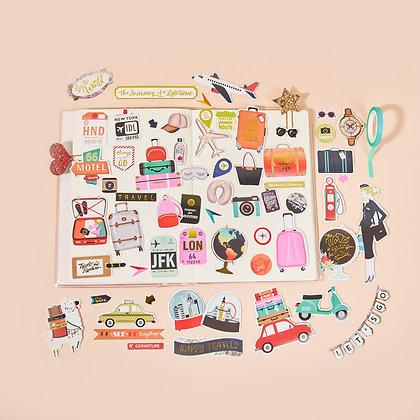 Sticker - chủ để Travel