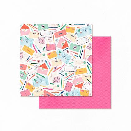 Giấy Bán Lẻ - Paper50F07