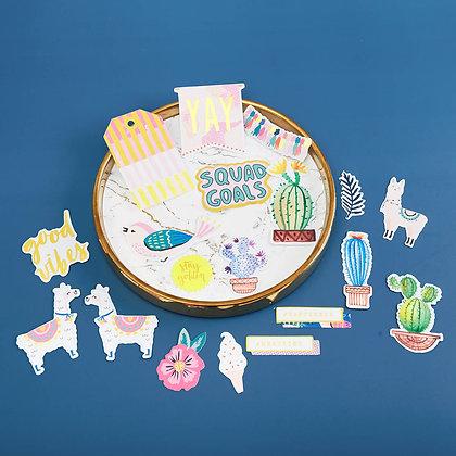 Sticker -  chủ đề Dessert