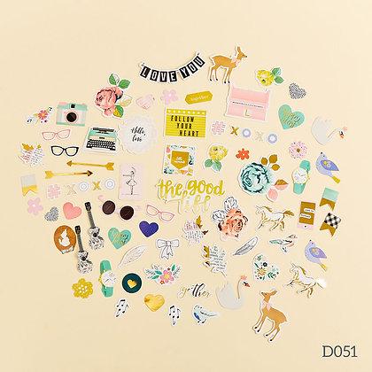 Sticker - chủ đề Good Life