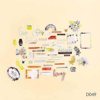 Sticker - chủ đề Darling