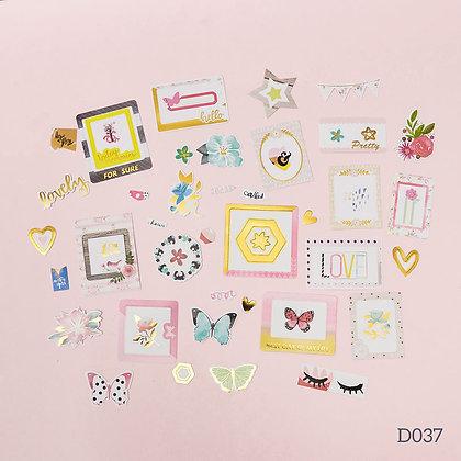 Sticker -  chủ đề Frame