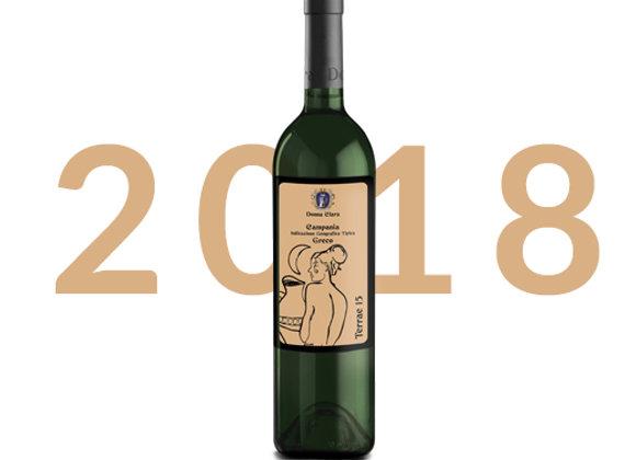 TERRAE 15 Campania IGT Greco 2018