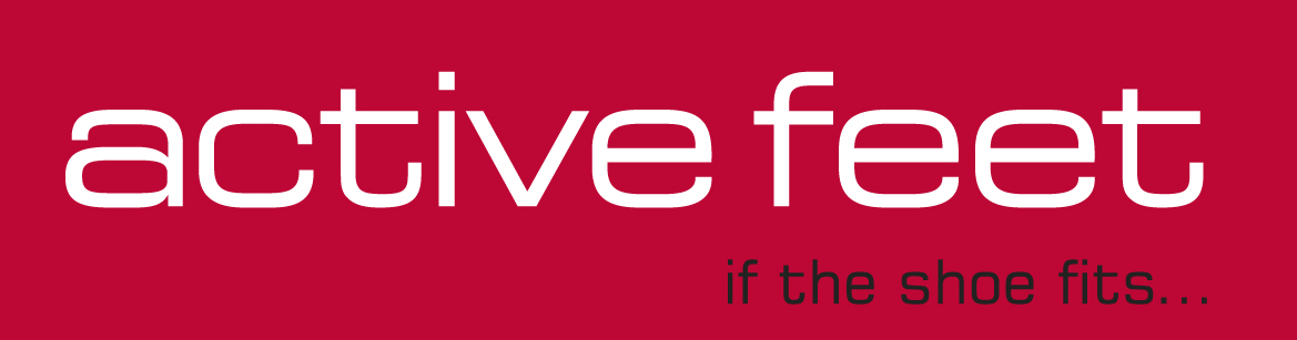 active feet red logo