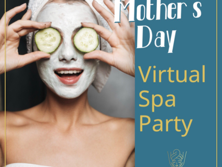 Virtual Spa? Yes we're making it a thing!