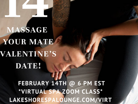 💕 Valentine's Day Couples Night In 💕