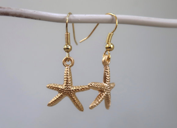 Gold Starfish drops