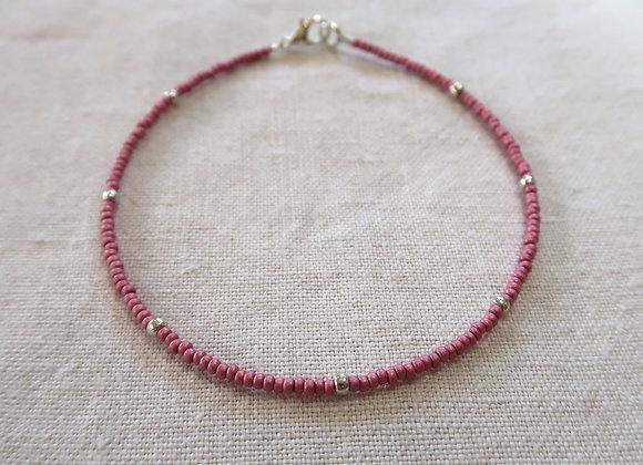 Raspberry - Sterling Silver