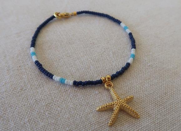 Navy & Blue Starfish