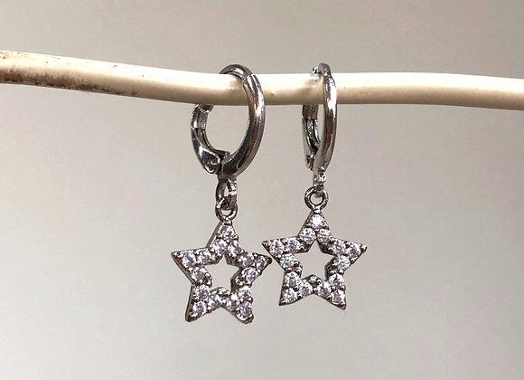 Silver Star Huggies