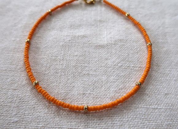 Orange - Gold Filled