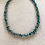 Thumbnail: Teal Blue Apatite Crystal Necklace