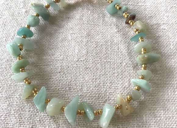 Turquoise Amazonite