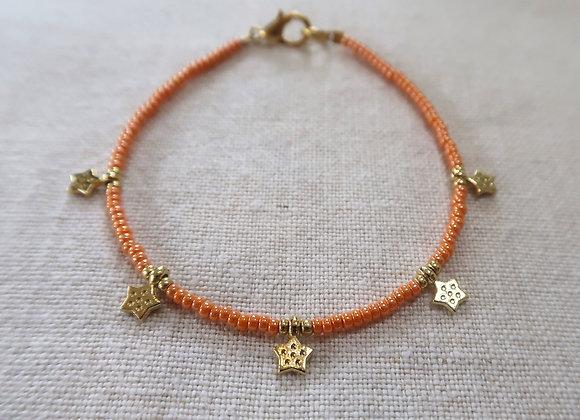 5 Star Charm Apricot