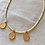Thumbnail: Gold hammered coins - Yellow