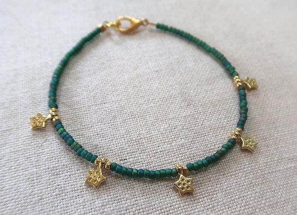5 Star Charm Emerald