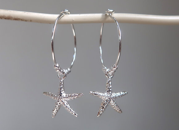 Starfish hoops