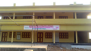 CSR Funding- School Building at  Narasan