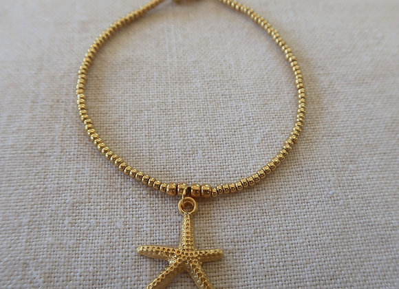 Gold Starfish